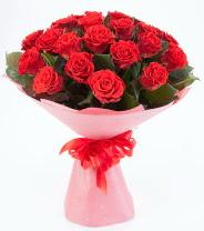 12 adet kırmızı gül buketi  Ankara Sincan online çiçek gönderme sipariş