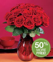 Ankara Sincan çiçek , çiçekçi , çiçekçilik  10 adet Vazoda Gül çiçek ideal seçim
