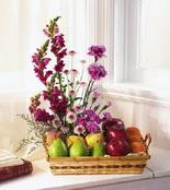Ankara Sincan çiçek online çiçek siparişi  çiçek ve meyve sepeti