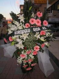 kazablanka,gerbera,sebboy ferforje  Ankara Sincan çiçek siparişi vermek