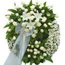 son yolculuk  tabut üstü model   Ankara Sincan hediye sevgilime hediye çiçek