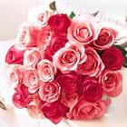 11 adet renkli gül buketi   Ankara Sincan online çiçekçi , çiçek siparişi