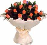 11 adet gonca gül buket   Ankara Sincan çiçek , çiçekçi , çiçekçilik