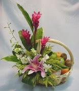 mevsim meyvalari ve sepet   Ankara Sincan ucuz çiçek gönder