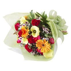 karisik mevsim buketi   Ankara Sincan çiçek gönderme