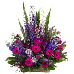 karisik mevsim çiçeklerinden sepet tanzimi   Ankara Sincan çiçek mağazası , çiçekçi adresleri