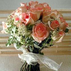 12 adet sonya gül buketi    Ankara Sincan hediye çiçek yolla