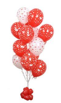 Sevdiklerinize 17 adet uçan balon demeti yollayin.  cicek siparisi Ankara Sincan cicek , cicekci