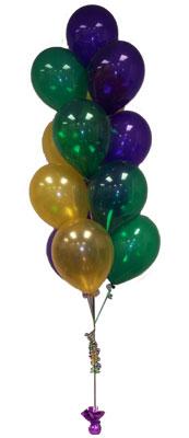 Online Ankara Sincan çiçekçiler  Sevdiklerinize 17 adet uçan balon demeti yollayin.