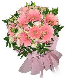 Ankara Sincan çiçek online çiçek siparişi  Karisik mevsim çiçeklerinden demet