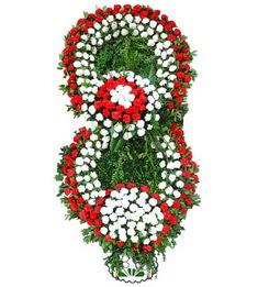 Görsel Cenaze çiçek , cenaze çiçek , çelengi  Ankara Sincan çiçek servisi , çiçekçi adresleri