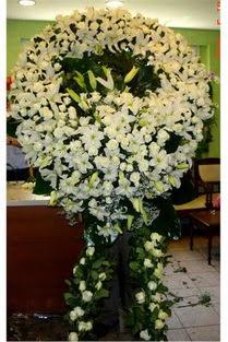 Cenaze çelenk , cenaze çiçekleri , çelengi  Ankara Sincan çiçek siparişi sitesi