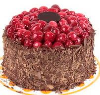 çikolatali franbuazli yas pasta 4 ila 6  Ankara Sincan hediye çiçek yolla