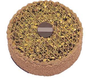Krokanli 4 ile 6 kisilik yas pasta leziz  Ankara Sincan hediye çiçek yolla