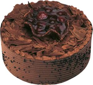 pasta satisi 4 ile 6 kisilik çikolatali yas pasta  sincan çiçekçi Ankara Sincan internetten çiçek satışı