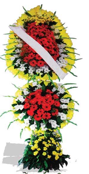 Dügün nikah açilis çiçekleri sepet modeli  Ankara Sincan ucuz çiçek gönder