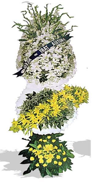 Dügün nikah açilis çiçekleri sepet modeli  sincan çiçekçi Ankara Sincan internetten çiçek satışı