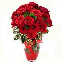 Ankara Sincan online çiçek gönderme sipariş   9 adet kirmizi gül