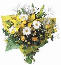 Online Ankara Sincan çiçekçiler  Lilyum ve mevsim çiçekleri