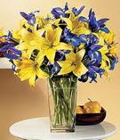 Ankara Sincan kaliteli taze ve ucuz çiçekler  Lilyum ve mevsim  çiçegi özel