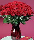 Ankara Sincan yurtiçi ve yurtdışı çiçek siparişi  11 adet Vazoda Gül sevenler için ideal seçim