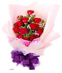 7 gülden kirmizi gül buketi sevenler alsin  Ankara Sincan çiçek , çiçekçi , çiçekçilik