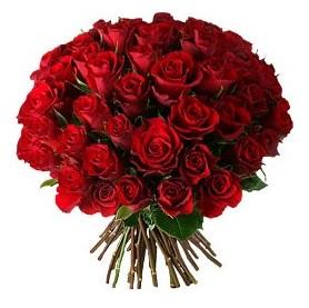 sincan çiçekçi Ankara Sincan internetten çiçek satışı  33 adet kırmızı gül buketi