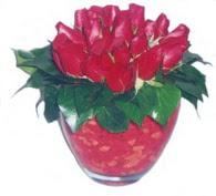 Ankara Sincan hediye sevgilime hediye çiçek  11 adet kaliteli kirmizi gül - anneler günü seçimi ideal