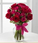 21 adet kırmızı gül tanzimi  Ankara Sincan çiçek online çiçek siparişi