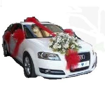 Ankara Sincan internetten çiçek siparişi  Gelin arabası sünnet arabası süsleme