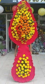 Çift katlı düğün nikah açılış çiçeği  Ankara Sincan çiçek yolla , çiçek gönder , çiçekçi