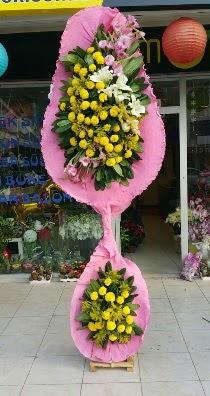 Çift katlı düğün açılış çiçeği  Ankara Sincan online çiçekçi , çiçek siparişi