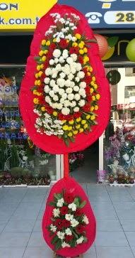 Ankara Sincan çiçek mağazası , çiçekçi adresleri  Çift katlı düğün nikah çiçeği  Ankara Sincan çiçek servisi , çiçekçi adresleri