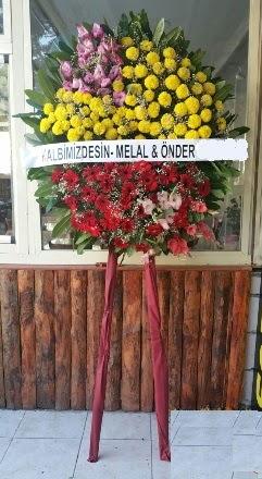 Ankara Sincan kaliteli taze ve ucuz çiçekler  Cenaze çiçek modeli