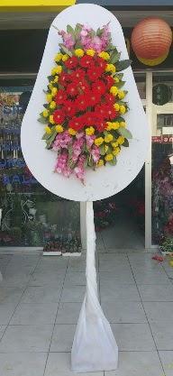 Tek katlı düğün nikah açılış çiçeği  Ankara Sincan çiçek gönderme