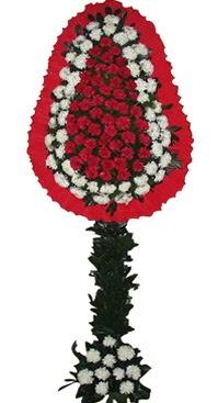Çift katlı düğün nikah açılış çiçek modeli  Ankara Sincan çiçek siparişi vermek