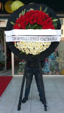 Cenaze çiçek modeli  Ankara Sincan online çiçek gönderme sipariş