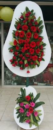 Çift katlı düğün nikah açılış çiçek modeli  Ankara Sincan uluslararası çiçek gönderme