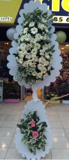 Çift katlı düğün nikah açılış çiçeği  Ankara Sincan çiçekçi mağazası