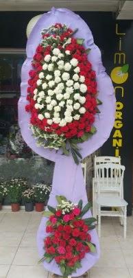 Çift katlı işyeri açılış çiçek modeli  Online Ankara Sincan çiçekçiler