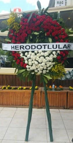 Cenaze çelengi cenazeye çiçek modeli  Ankara Sincan çiçek siparişi sitesi
