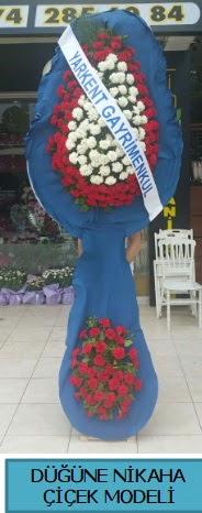 Düğüne nikaha çiçek modeli  Ankara Sincan çiçek siparişi sitesi