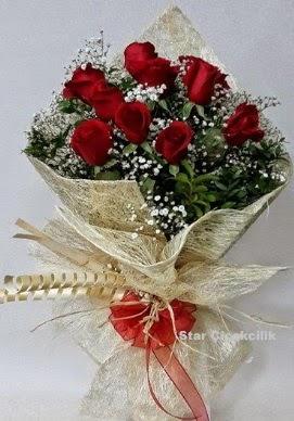 Söz nişan çiçeği kız isteme buketi  Ankara Sincan internetten çiçek siparişi