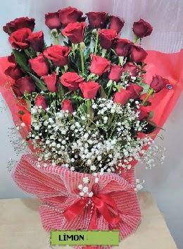 Kız isteme buket çiçeği 33 kırmızı gül  sincan çiçekçi Ankara Sincan internetten çiçek satışı