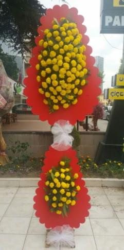 Düğün nikah açılış çiçek modeli  Ankara Sincan online çiçek gönderme sipariş