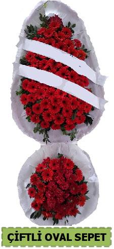 Çift katlı oval düğün nikah açılış çiçeği  Ankara Sincan çiçek , çiçekçi , çiçekçilik