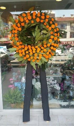 Cenaze çiçeği cenaze çelengi çiçek modeli  Ankara Sincan hediye çiçek yolla