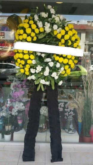 Cenaze çiçek modeli cenaze çiçeği  Ankara Sincan çiçekçi mağazası