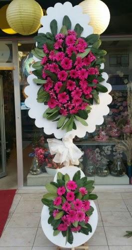 Çift katlı nikah çiçek düğün çiçekleri  Online Ankara Sincan çiçekçiler