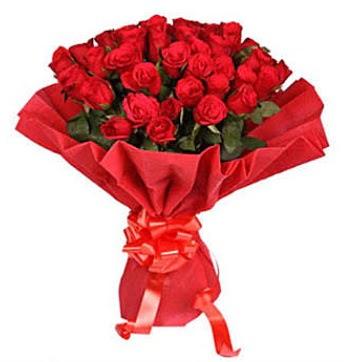 41 adet gülden görsel buket  Ankara Sincan çiçek siparişi sitesi